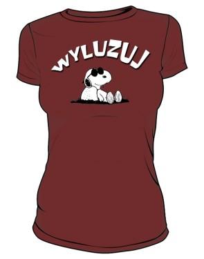 Koszulka Wyluzuj D Br 003
