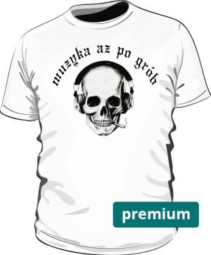 Koszulka Prem Czacha Cza Napis M B 002