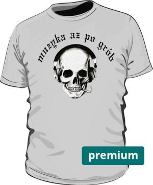 Koszulka Prem Czacha Cza Napis M Sza 003