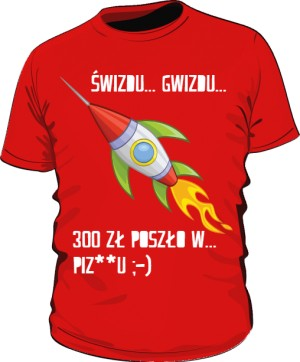 Sylwestrowa koszulka
