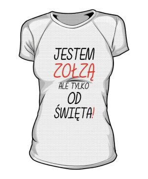 Koszulka sport damska