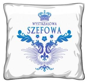Poduszka Wystrzałowa Szefowa
