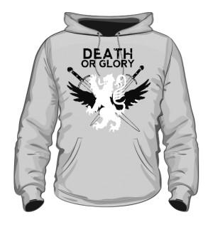 Bluza męska SZARA  Royal Death Glory