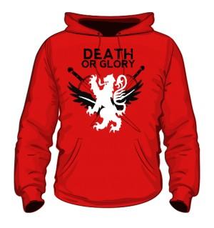 Bluza męska CZERWONA Royal Death Glory