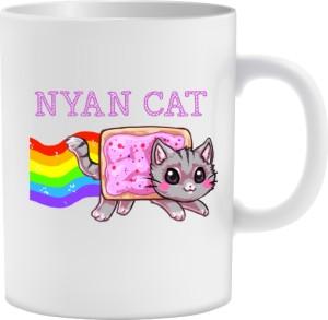 Kubeczek z Nyan Cat