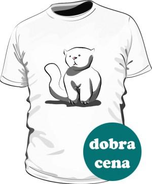 kocia koszulka