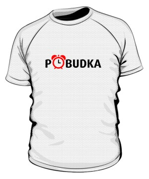 Koszulka sportowa POBUDKA