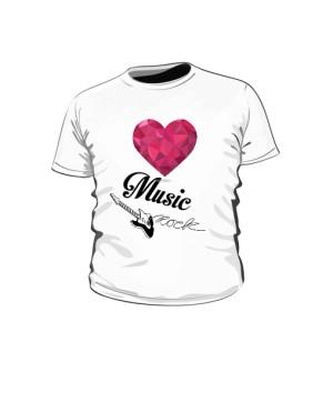 Serce muzyczne rockowego dziecka