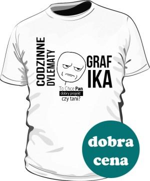 Koszulka każdego designera