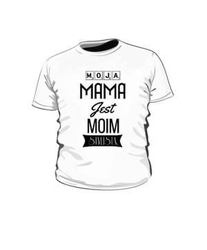Koszulka Mama Stylistą