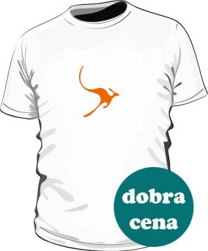 Koszulka z krótkim rękawem z znakiem