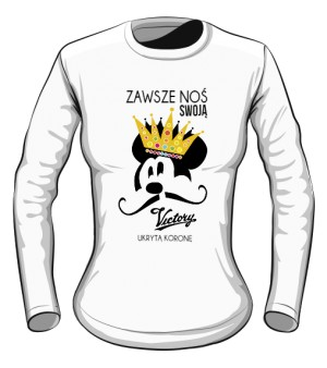 Long sleeve damski Korona