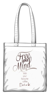 Free your mind torba zakupowa