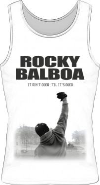 ROCKY Koszulka Fana bez rękawków