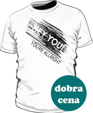 Hey You koszulka Męska