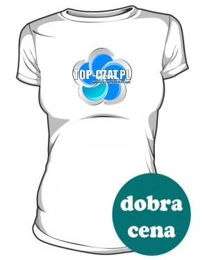 Koszulka damska z logiem