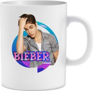 Kubek z nadrukiem Justin Bieber