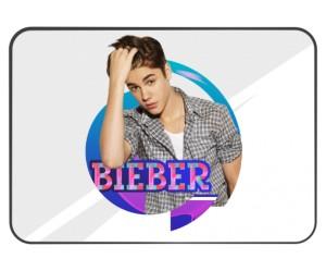 Podkładka pod mysz Justin Bieber