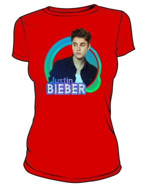 Koszulka Justin Bieber