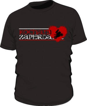 Koszulka z nadrukiem 160575