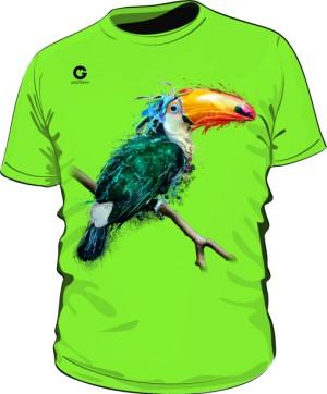 Tukan Tshirt męski