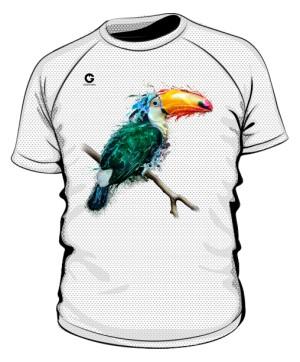 Tukan koszulka sportowa męska