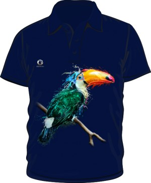 Tukan koszulka polo męska