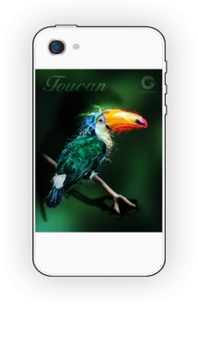 Tukan etui do iPhone 4 4s