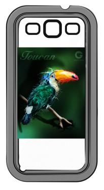 Tukan etui do Samsunga Galaxy S3 biały