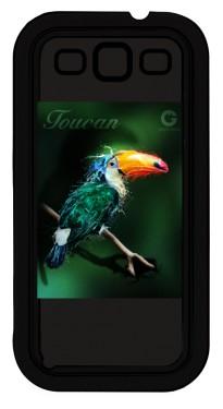 Tukan etui do Samsunga Galaxy S3 czarny