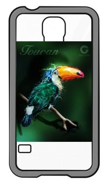 Tukan etui do Samsunga Galaxy S4 biały