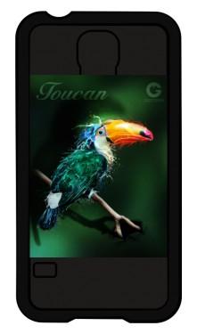 Tukan etui do Samsunga Galaxy S4 czarny