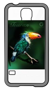 Tukan etui do Samsunga Galaxy S5 biały