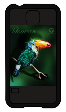 Tukan etui do Samsunga Galaxy S5 czarny