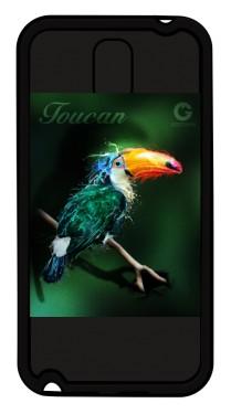Tukan etui do Samsunga NOTE 3 czarny