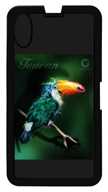 Tukan etui do Sony Z2 czarny