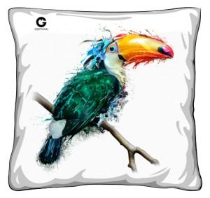 Tukan poduszka