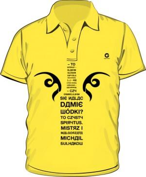 Mistrz i Małgorzata koszulka polo