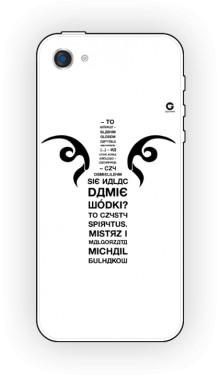 Mistrz i Małgorzata etui iPhone 6 plus