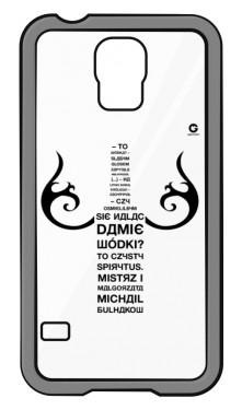 Bułhakow etui Samsung Galaxy S4