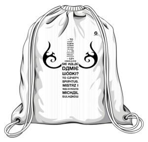 Mistrz i Małgorzata torba worek