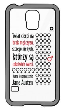 Duma i uprzedzenie Samsung Galaxy S4