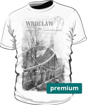 Wrocław koszulka premium