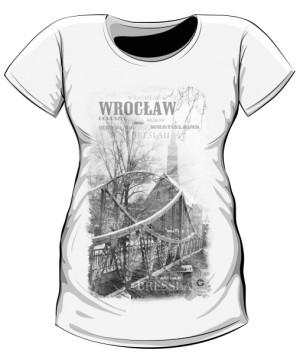 Wrocław koszulka ciążowa
