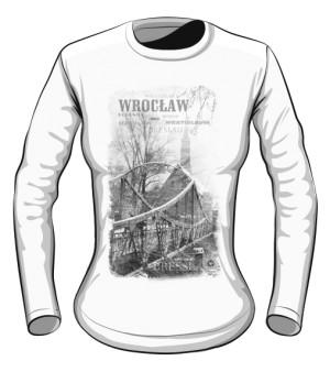 Wrocław longsleeve damski