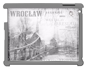 Wrocław etui na iPad