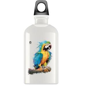 Niebieska Papuga bidon