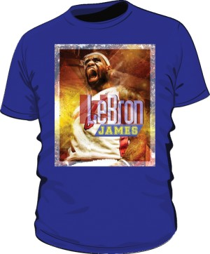 Koszulka LeBron James