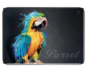 Niebieska Papuga podkładka pod mysz