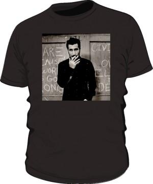 Koszulka Serj Tankian czarna